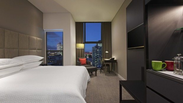 Four Points by Sheraton, Brisbane, Queensland.