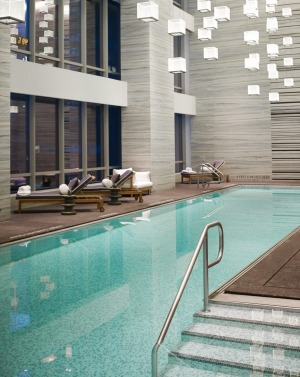 Park Hyatt pool NYC.