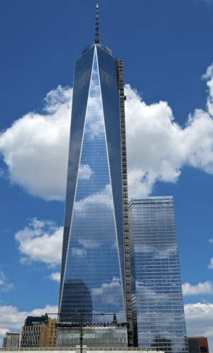 One World Trade Centre.