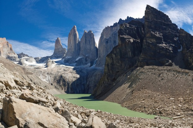 Torres del Paine National Park, Patagonia, Chile.