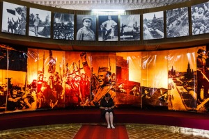 Whitewash: In the Stalin Museum. Just don't mention the gulags.