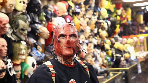 With about a third of the population either attending or throwing Halloween parties, Americans are expected to spend ...