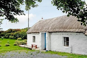 Portsalon cottage, County Donegal