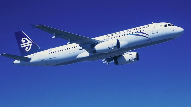 Air New Zealand Airbus A320: Can you really ask for anything more from an economy-class trip? Not really.