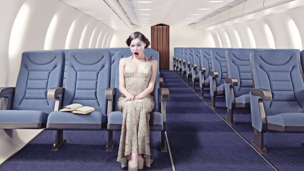 Flight crisis: Not having anything to do on a flight can leave you in state of wanting.