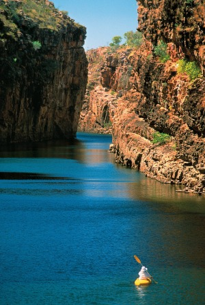 Happy 50th: visit Kakadu and Kimberley and canoe down the Katherine Gorge.