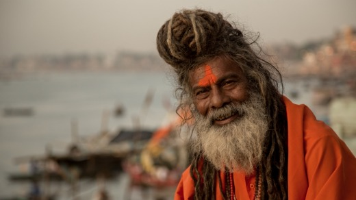 Exotic travel stories: Meet new friends and interesting people in India.