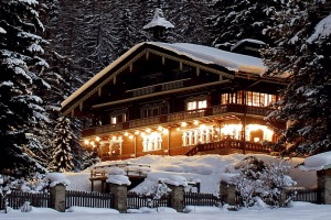 Mountain retreat: The beautiful Restaurant Museum at St Anton offers the peculiar delicacy hay soup.
