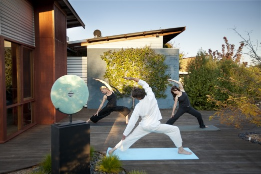 The Samadhi Spa & Wellness Retreat in Daylesford.