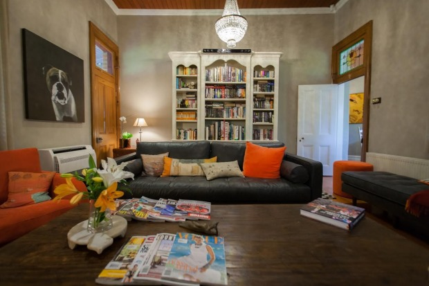 Finches of Beechworth, an idea place to stay.