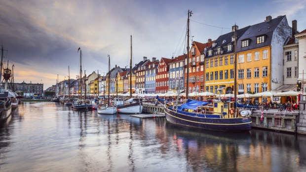 """Connected: Scandinavia dominated this year's rankings with Denmark taking the top spot as the world's """"most connected"""" ..."""