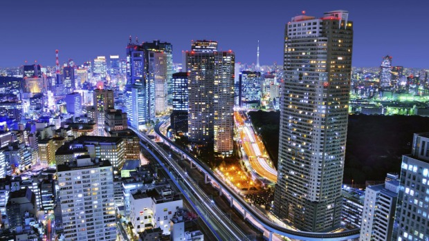 "World's 25 most liveable city: Tokyo offers a ""concurrent feeling of peace and quiet""."