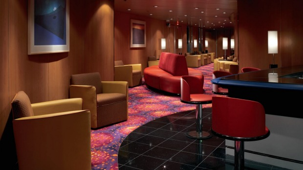 Celebrity Solstice Dining Room Farewell