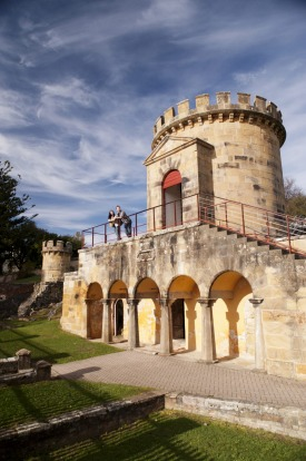 One of Australia's most significant heritage sites: Port Arthur is a former convict settlement on the Tasman Peninsula.