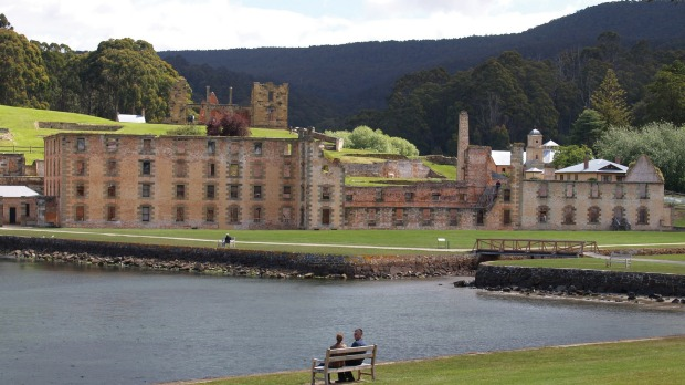 One of Australias most significant heritage sites: Port Arthur is a former convict settlement on the Tasman Peninsula.