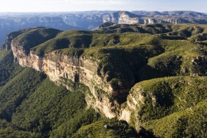 One of Australias most popular getaway zones: The Blue Mountains, New South Wales,