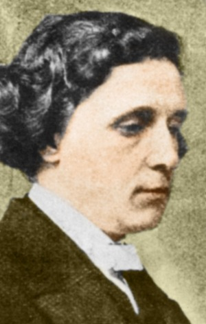 Literary hero: Charles Lutwidge Dodgson was better known by his pseudonym – Lewis Carroll.