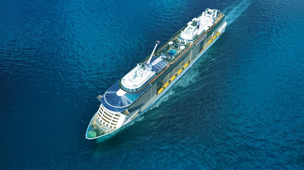 Quantum of the Seas offers ground-breaking onboard experiences that is said to bring cruising into the 21st century.