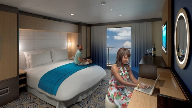 The Stateroom.