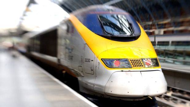 The Eurostar changed travel between the UK and Europe.