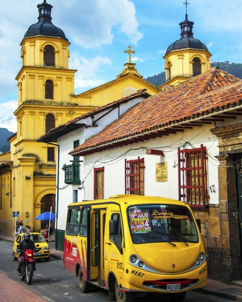 COLOMBIA: The word is well and truly out. Colombia used to be a no-go zone, but it's cleaned up its act in recent years, ...