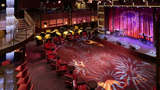 The Music Hall on board Quantum of the Seas.