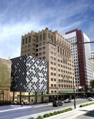The Mayfair Hotel, Adelaide: This new 4.5-star hotel will bring to life the historic Colonial Mutual Life building on ...