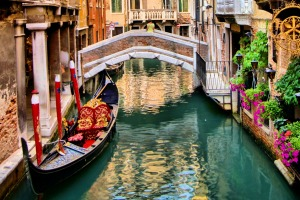 Accommodation can get quiet pricey in Venice.