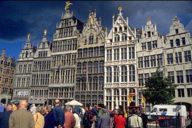 Antwerp in Belgium punches way beyond its weight.