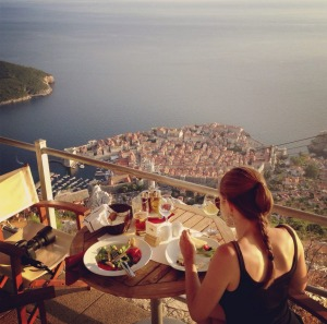 Croatian splendour: Hike, bike and eat trip  is  perfect for foodies.
