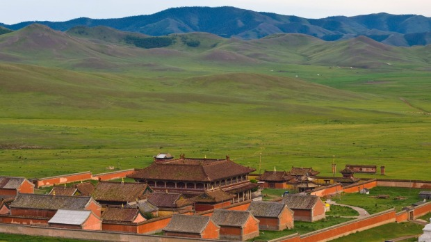 Mongolia: its countryside will leave you gaping.