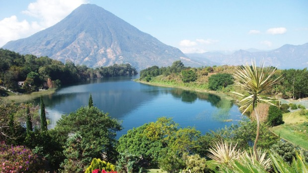 There's plenty to see in Guatemala.