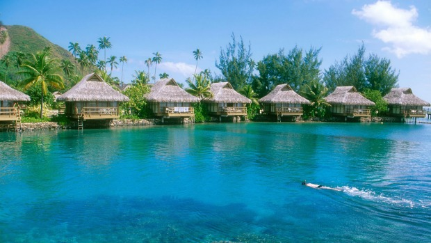 French Polynesia: simply stunning.