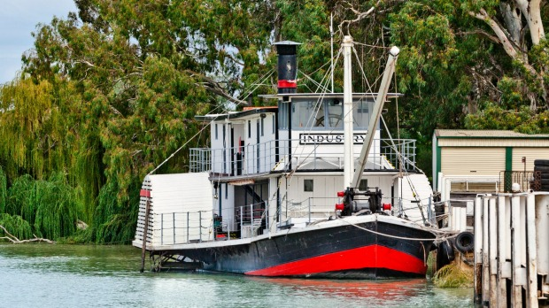 Renmark, South Australia: Sitting pretty on the Murray River, with great spots for fishing and boating, including on a ...