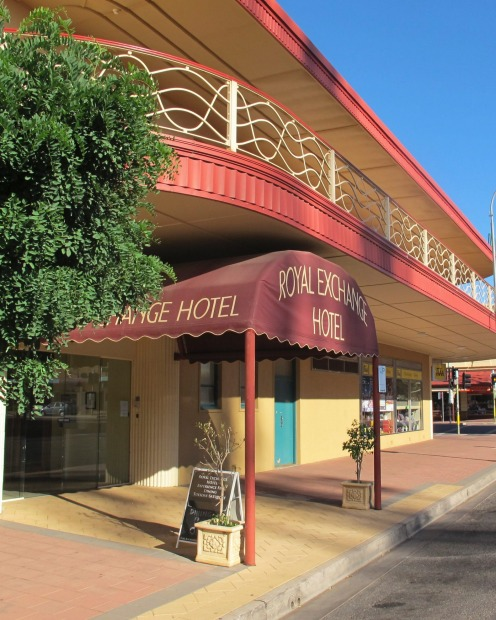 Broken Hill, NSW: The classic outback town with big pubs oin corners, red earth, wide blue skies, and lots to see and do.