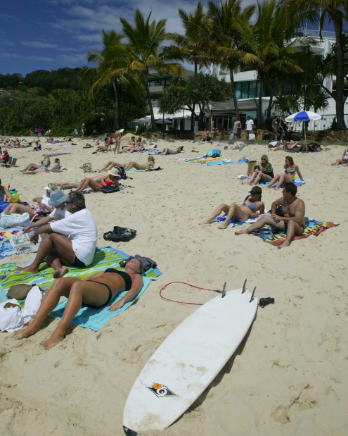 Noosa, Queensland: Sand, sea, the national park and Hastings Street with sensational shopping.