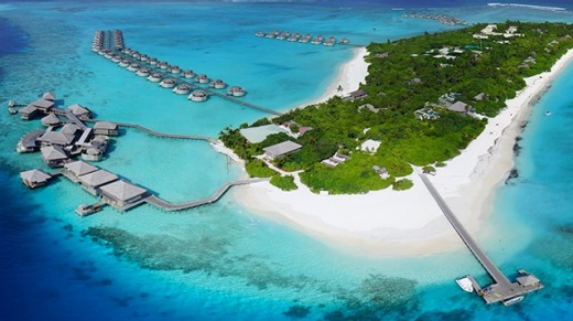 Six Senses Laamu, Maldives: One of the world's most romantic escapes.