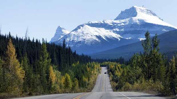 Road Tripping Through Canada S Stunning Rocky Mountains