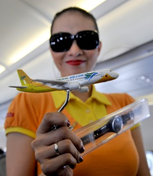Airline Review Cebu Pacific Air Economy Class