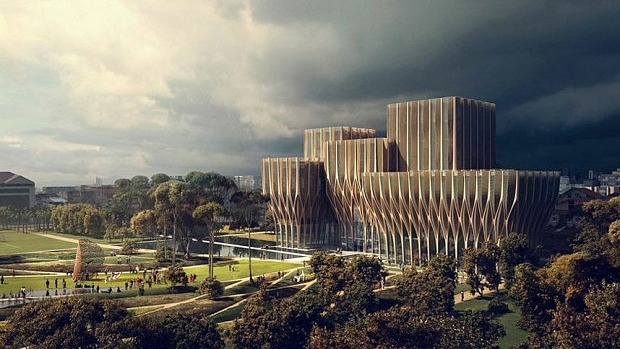 The memorial and museum is being built next year in Phnom Penh.