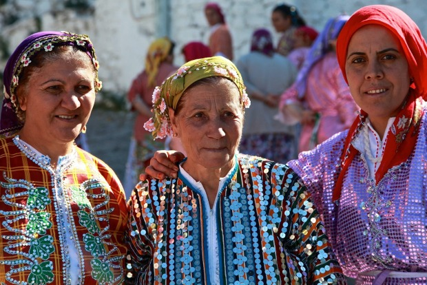 Highlights of Turkey: Be greeted by local women who will invite you into their homes to enjoy traditional dishes, such ...