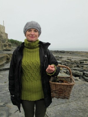 Unique dining experience: Oonagh O'Brien will take you foraging along the Irish shore; after which, her sister Theresa ...