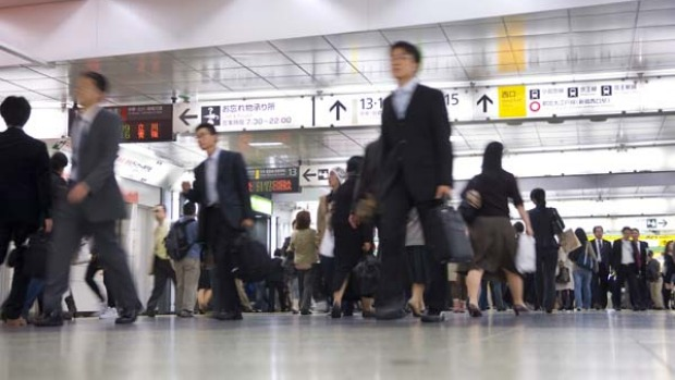 Japan's train station's are destinations in themselves. Shinjuku Station is said to be the busiest in the world.