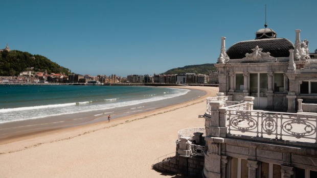 Would you live in San Sebastian?
