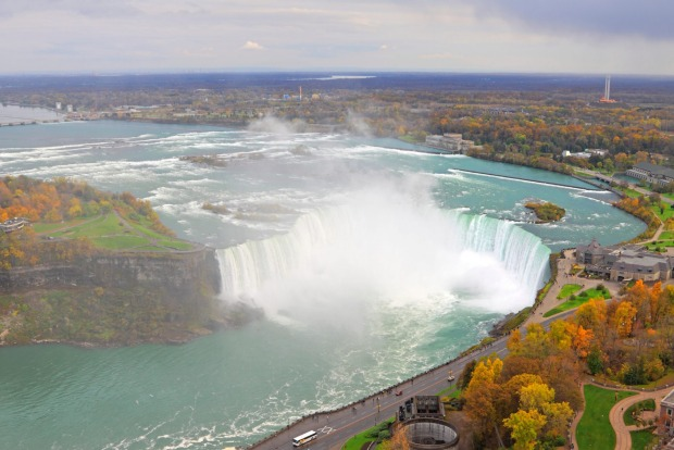 Globus' Eastern US and Canada Discovery takes in Niagara Falls.