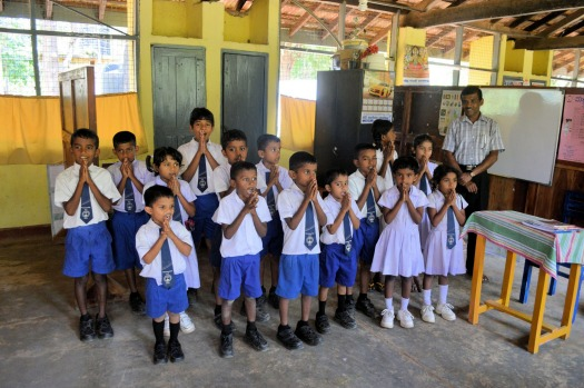Visit a village school in Sri Lanka. Sit in on a lesson and get to know some of the children and their teachers, before ...