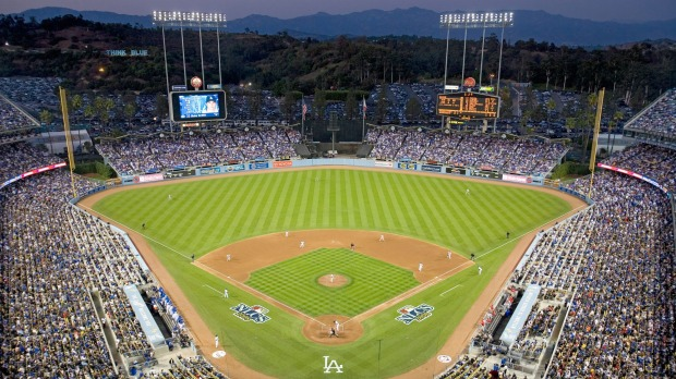 2. Dodger Stadium, Los Angeles: The second most geotagged place on Instagram is also from California, a home to their ...