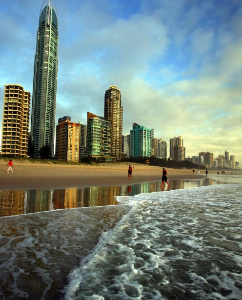 5: Gold Coast, Queensland: Australia's answer to Las Vegas is one of the country's most popular holiday destinations, ...