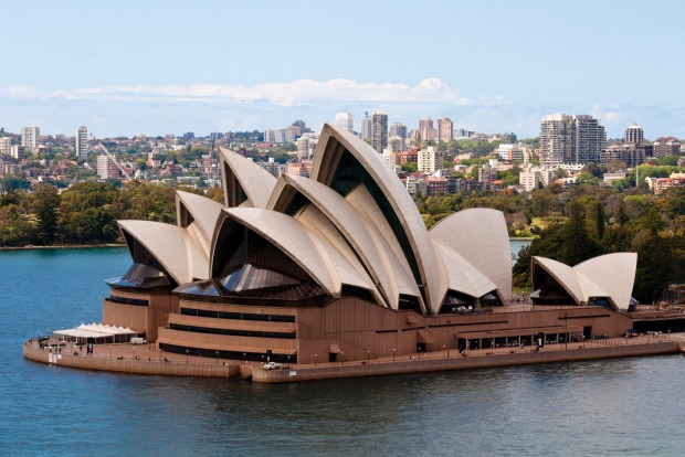 1: The most geotagged place in Australia, Sydney Opera House, was the genius of architect Jorn Utzon. Submitted by ...