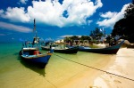 <b>Beyond Bali: Java, Indonesia</b>  <p>Belitung Island: Tourists can take a local boat to dive and snorkel around ...
